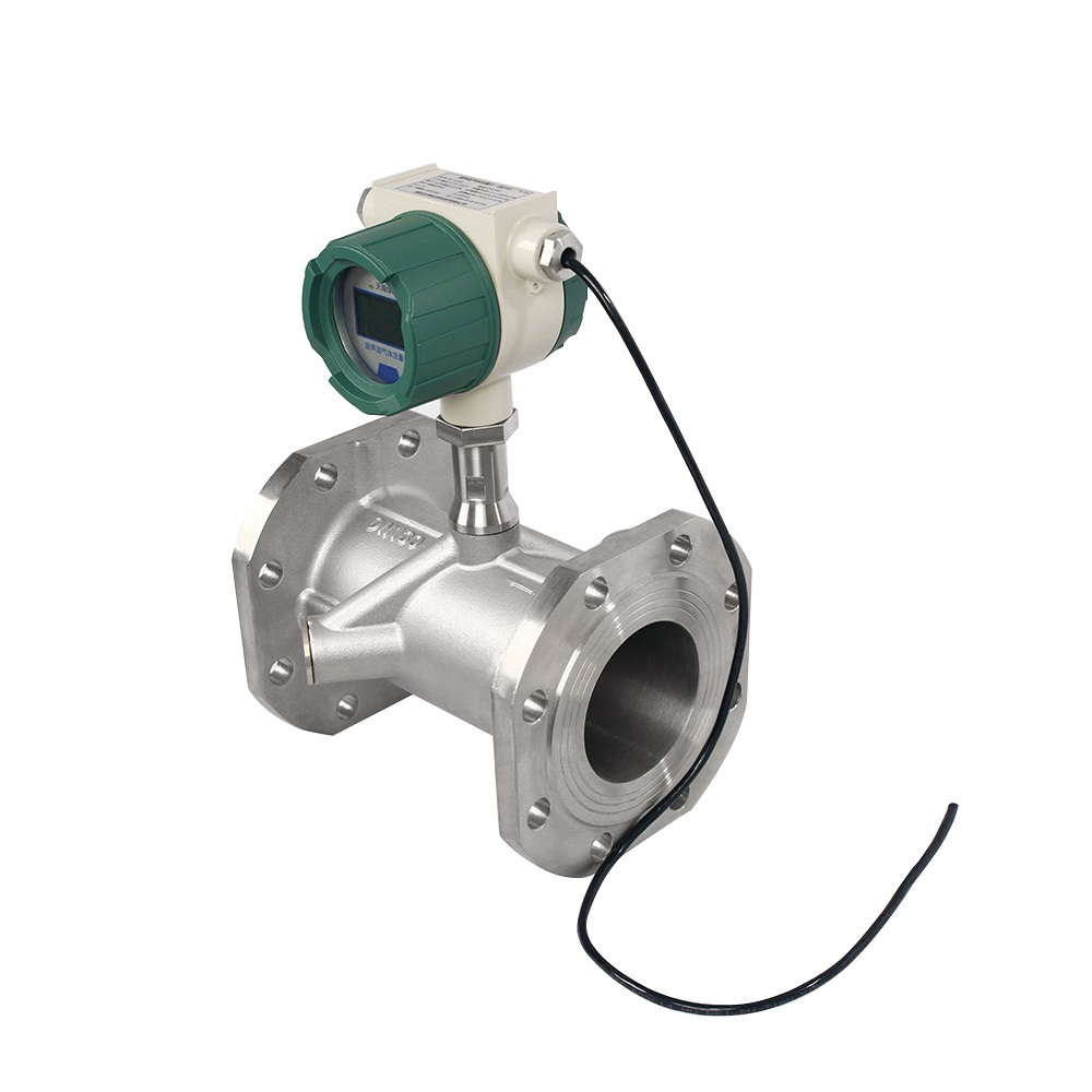 Gas Flowmeter Ulrasonic with 12-2400m3/h